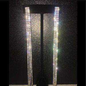 Jewelry - CZ DIAMONTE EARRINGS
